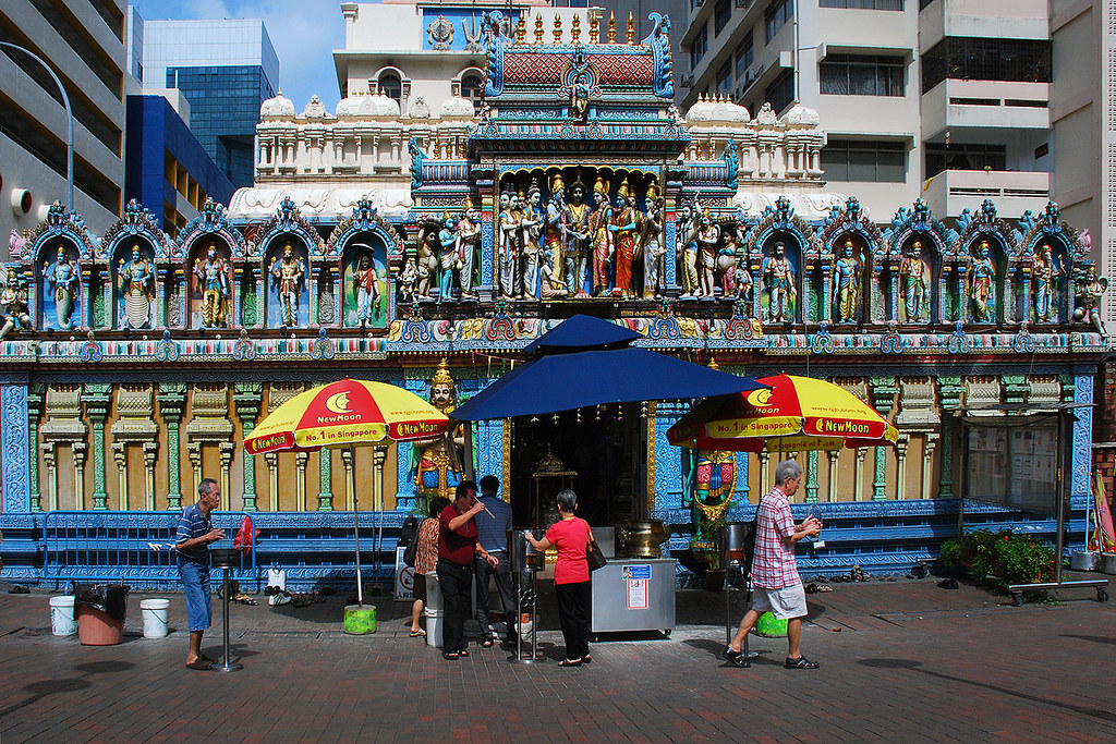 Sri Krishna Temple by chooyutshing, on Flickr