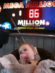 Please buy Hanalei a Mega Millions lottery tic...