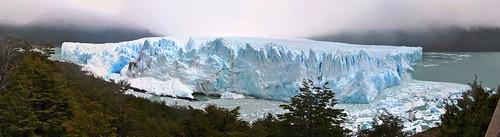 Frente del Perito Moreno 21/11/2009