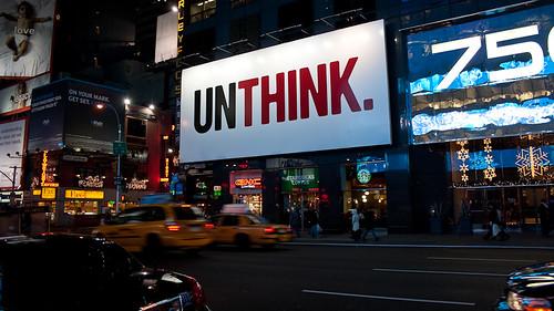 Unthink (I wish)