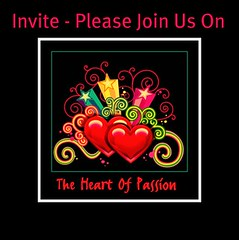 Heart of Passion ~ Invited Photos Only