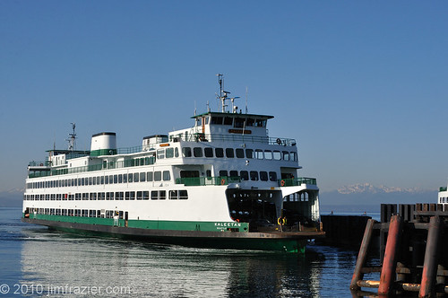 The Bremerton Ferry