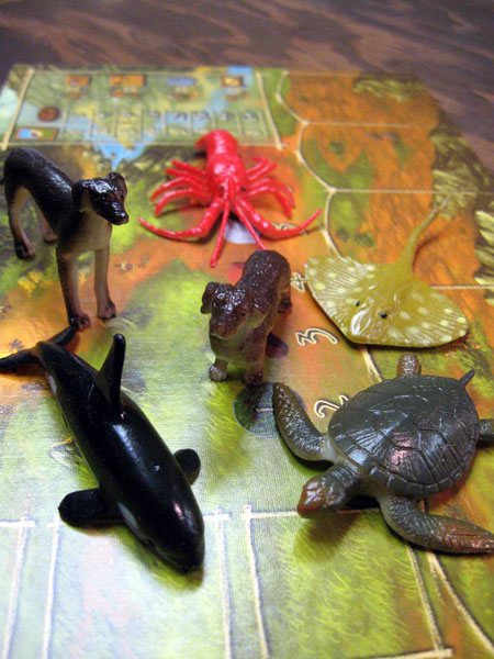 Plastic Menagerie (Click to enlarge)