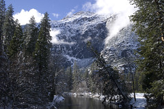 Merced River - Yosemite National Park - in Winter (brian.smiley) Tags: leica m9 yosemitewinter