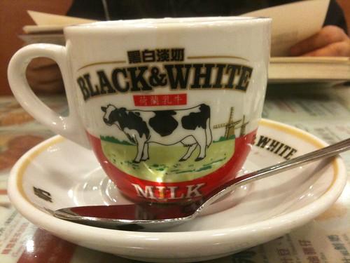 Milk tea Hong Kong-style