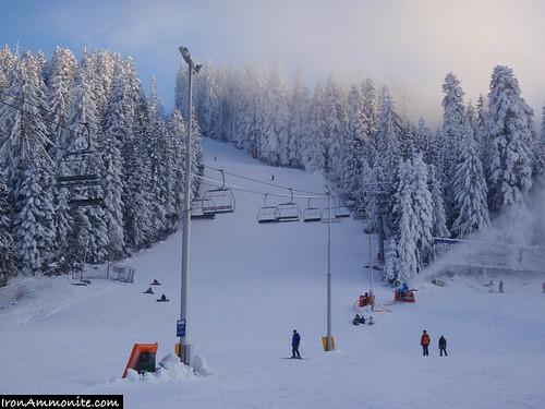Borovets ski & snowboarding slopes-13