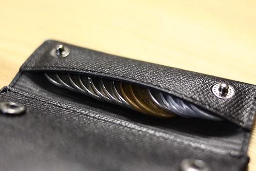 薄い財布(小銭ゾーン)