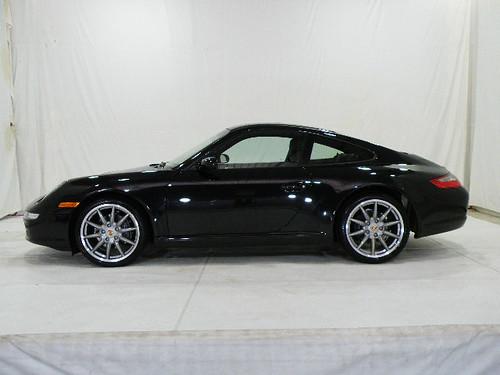 2008 Porsche 911 Carrera. 2008 Porsche 911 Carrera Black