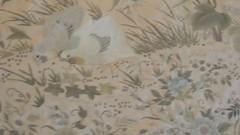 Baroness Ephrussi de Rothschild's Bedroom (AGA~mum) Tags: video ukcotedazur2007 villaetjardinsephrussiderothschild culturespaces stjean~cap~ferrat