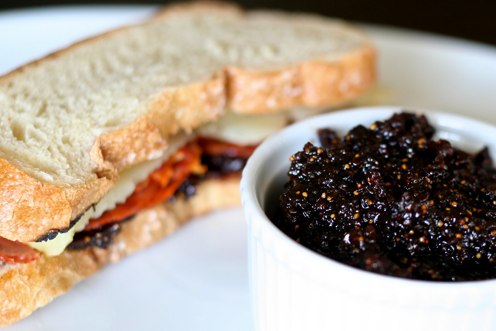 Fig & Balsamic Jam