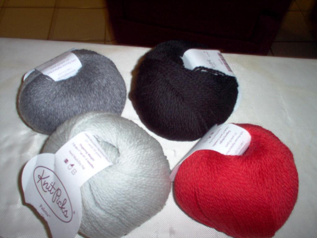 Ravelympics - Argyle Sock Colors