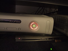 Xbox 360 Red Ring of Death :(
