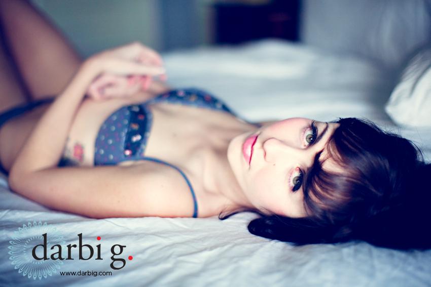 KAnsas City boudoir photographer