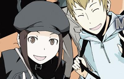 Durarara!! anime