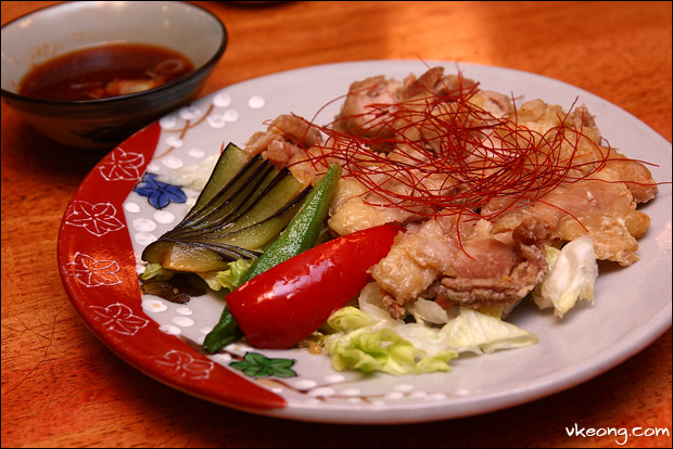 Kampachi Japanese Restaurant Melaka