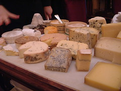 Cheeseboard @Claridges (tedesco57 -back from cruising Adriatic and Greece) Tags: uk england london cheese french board goats gordon comte stilton gruyere ramsay pecorino claridges internationalfood reblochon epoisses vacherinmontdor