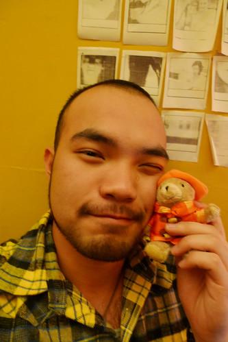 伯靈頓寶寶熊