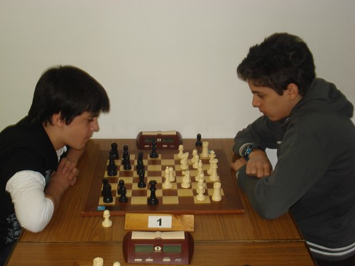 Marc Torrent vs Ferran Gras