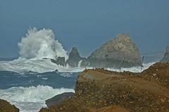 Massive Crash (Mark B 365) Tags: seascape nature creative crashingwave mightypacificocean ptloboscalifornia