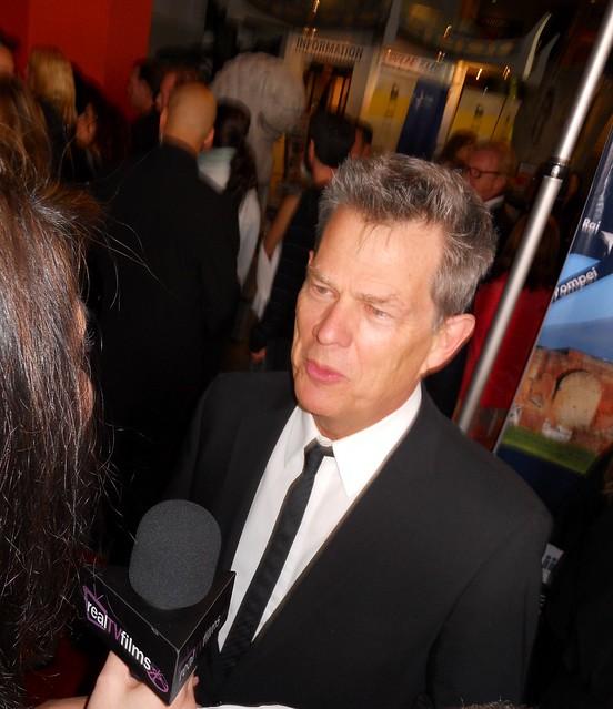 David Foster, LA Italia Film Festival