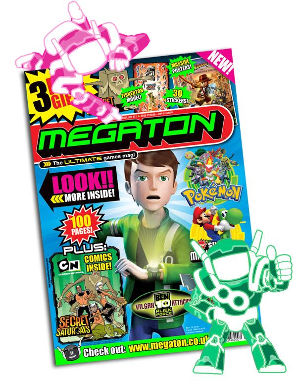 MEGATON #1