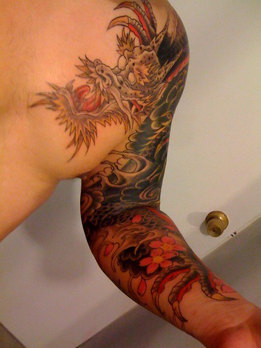 Most Creative and Innovative Sleeve Tattoo Designs