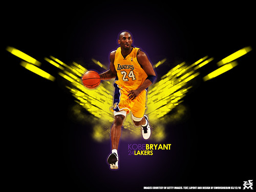 kobe bryant black mamba wallpaper. Kobe Bryant Desktop Wallpaper