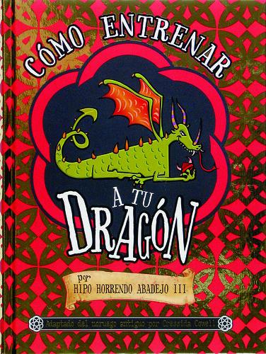Cómo entrenar a tu dragón por Comunicación SM.