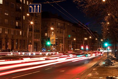 Mašinos Goštauto gatvėje