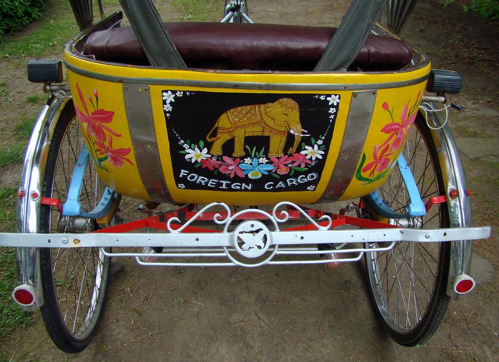 DSC06072 Foreign Cargo Rickshaw