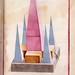 033-Geometrische und perspektivische Zeichnungen-Siglo XVI