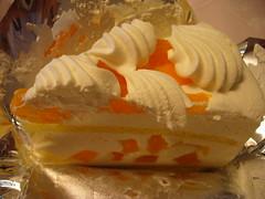 熊本産デコポンのケーキ2