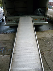 Moving Truck Ramp - 89/365