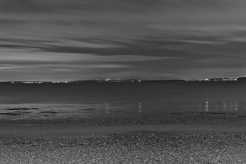 Looking Across The Bristol Channel (alternate version)