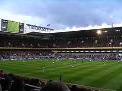 Tottenham Spurs v Portsmouth