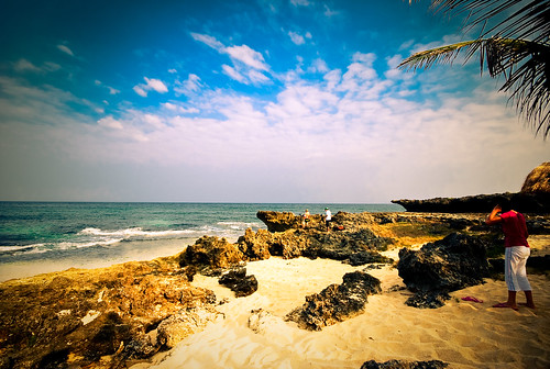 Rock View Beach, Bolinao