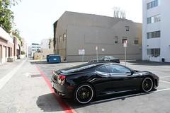 Ferrari F430 (C. Arnoldy) Tags: california ferrari beverlyhills f430 ferrarif430 nerodaytona