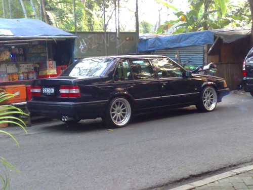 FOR SALE VOLVO 960 TURBO GOOD CONDITION