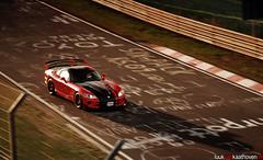 Dodge Viper ACR.. (Luuk van Kaathoven) Tags: race nikon 10 april dodge acr van viper 2010 nordschleife nrburgring luuk d80 breidscheid luukvankaathovennl kaathoven