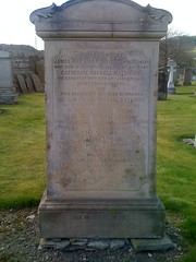 Mathison Grave at Cross Kirk, Peebles