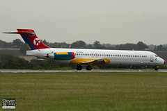 OY-JRU - 49403 - Danish Air Transport - McDonnell Douglas MD-87 - Luton - 100825 - Steven Gray - IMG_2312