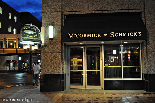 McCormick & Schmicks ~ Minneapolis, MN