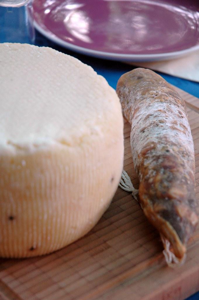 Pecorino&Salame