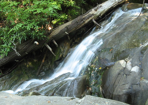 Near Glen Burney Falls