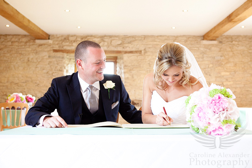 Kingscote Wedding Photographs 24
