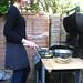 Jessica grills