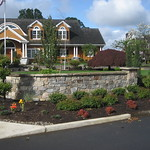 """Beautiful Driveway by Greenhaven Landscapes <a style=""""margin-left:10px; font-size:0.8em;"""" href=""""http://www.flickr.com/photos/117326093@N05/12994219634/"""" target=""""_blank"""">@flickr</a>"""