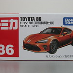 No.86 TOYOTA 86