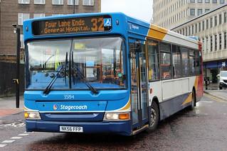 Stagecoach North East: 35194 / NK56 FFP