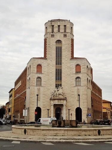 Grosseto - Palazzo delle poste